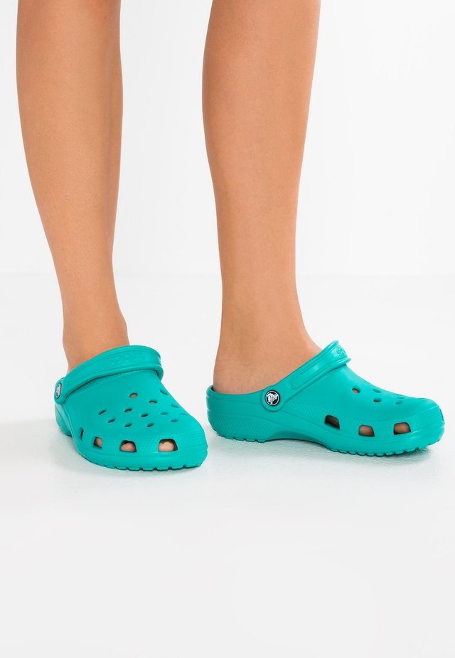 CLASSIC - Slippers - tropical teal