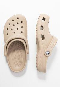 Crocs - CLASSIC - Muiltjes - cobblestone - 3