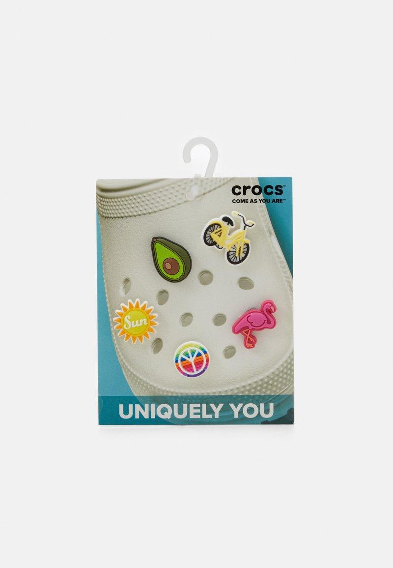 Crocs - JIBBITZ SUNNYDAYS 5PACK - Varios accesorios - multi-coloured
