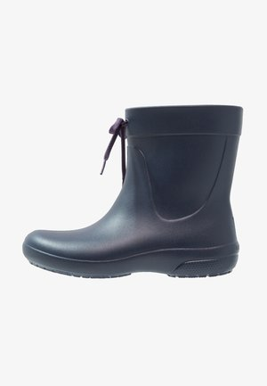 FREESAIL SHORTY - Wellies - navy