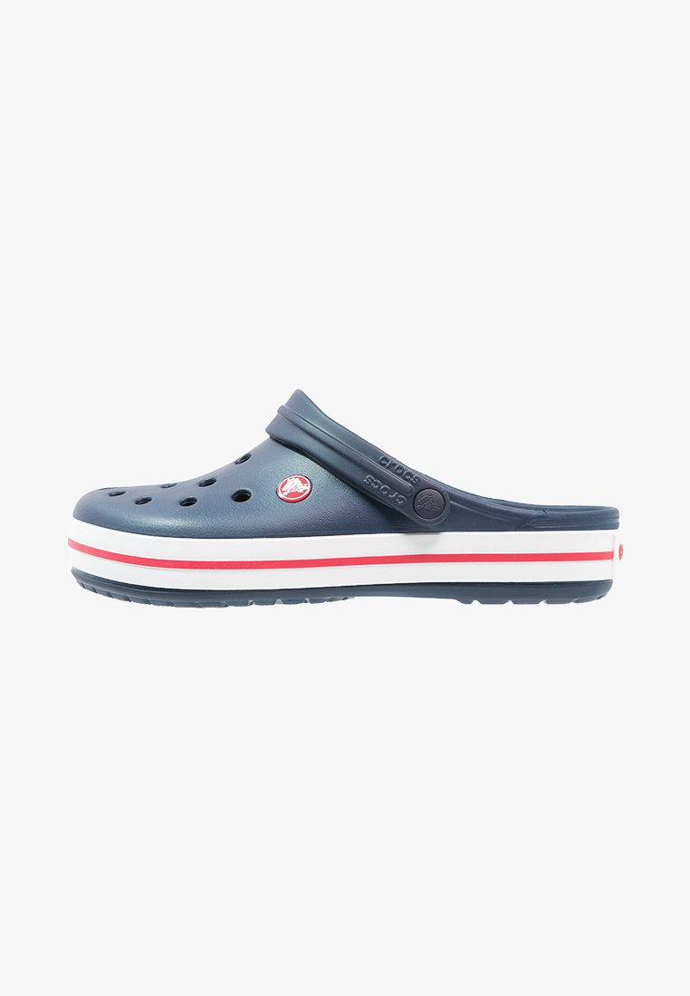 Crocs - CROCBAND UNISEX RELAXED FIT - Pool slides - blau