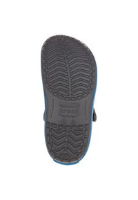 Crocs - CROCBAND - Clogs - charcoal/ocean - 5