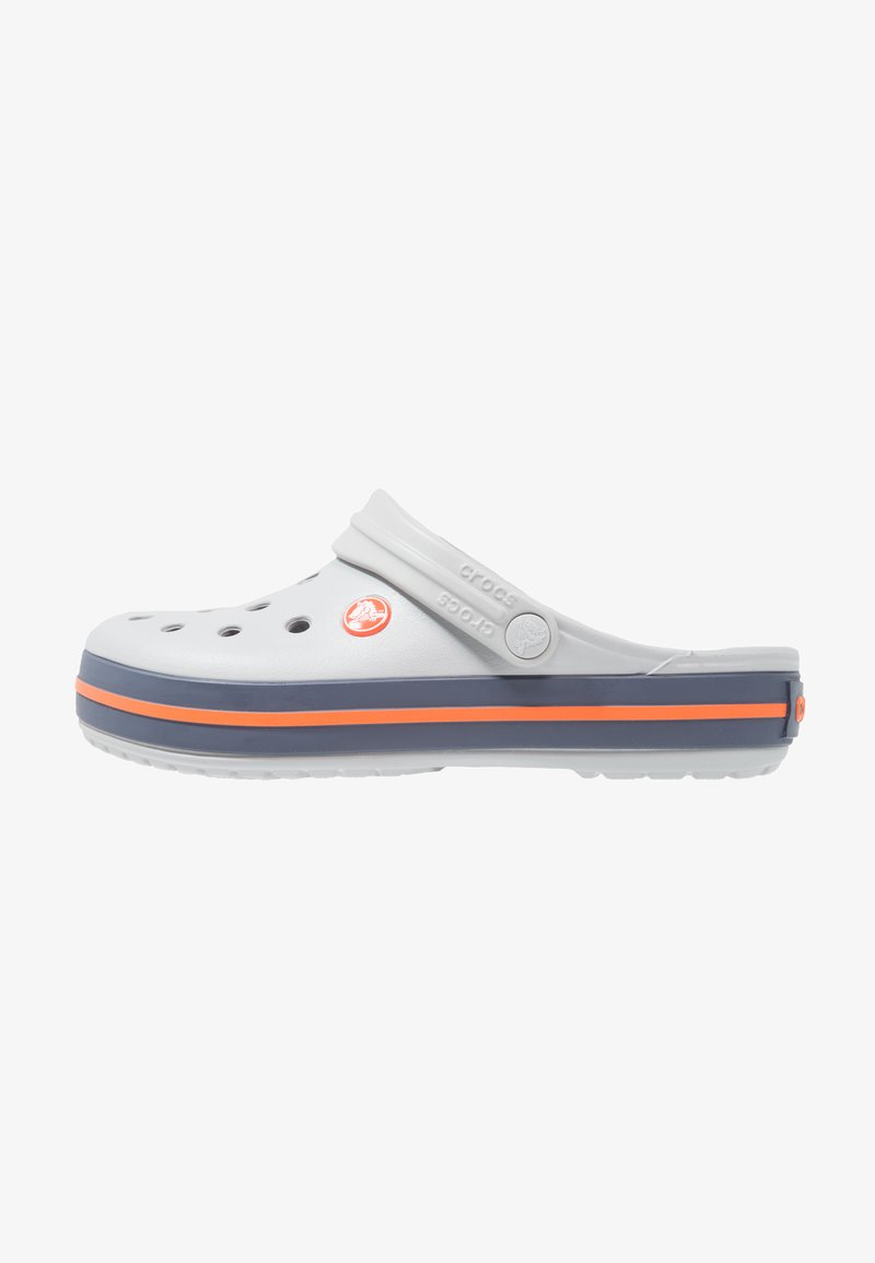 Crocs - CROCBAND UNISEX RELAXED FIT - Pool slides - grey