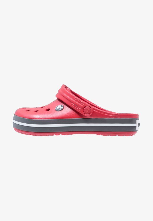 CROCBAND - Clogs - red