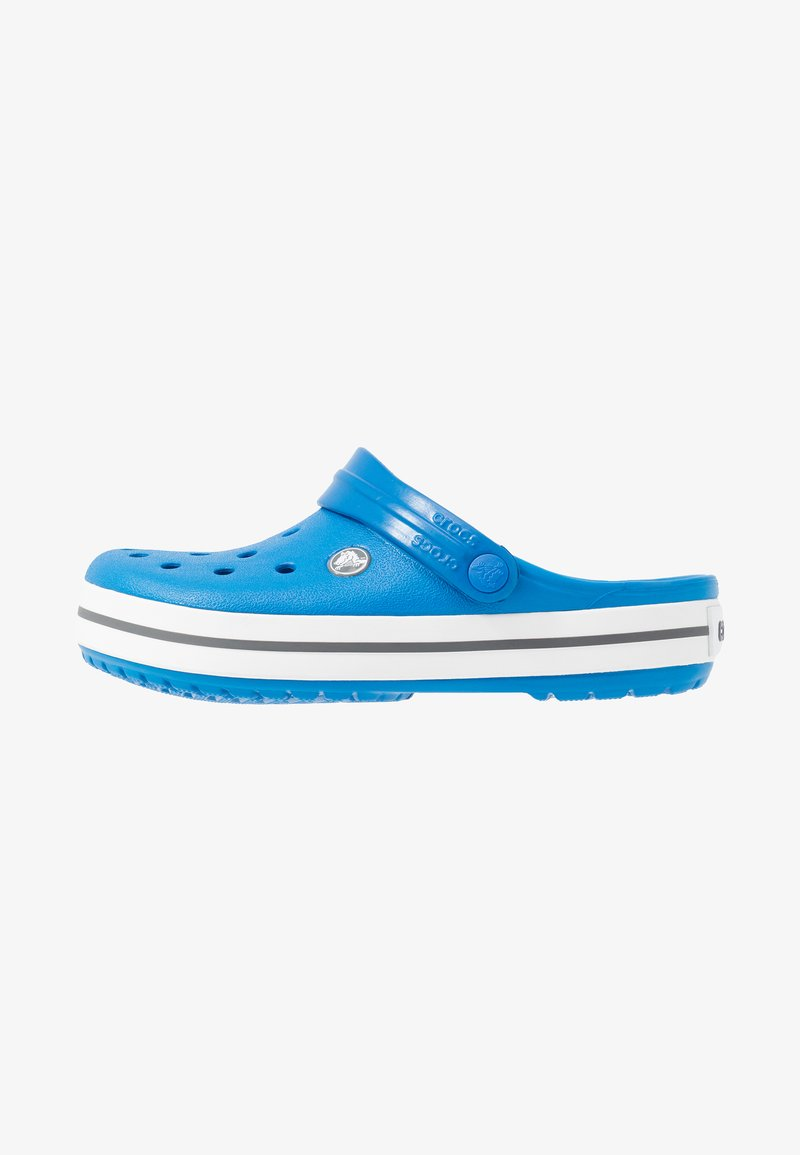 Crocs - CROCBAND UNISEX RELAXED FIT - Badesandale - bright cobalt/charcoal