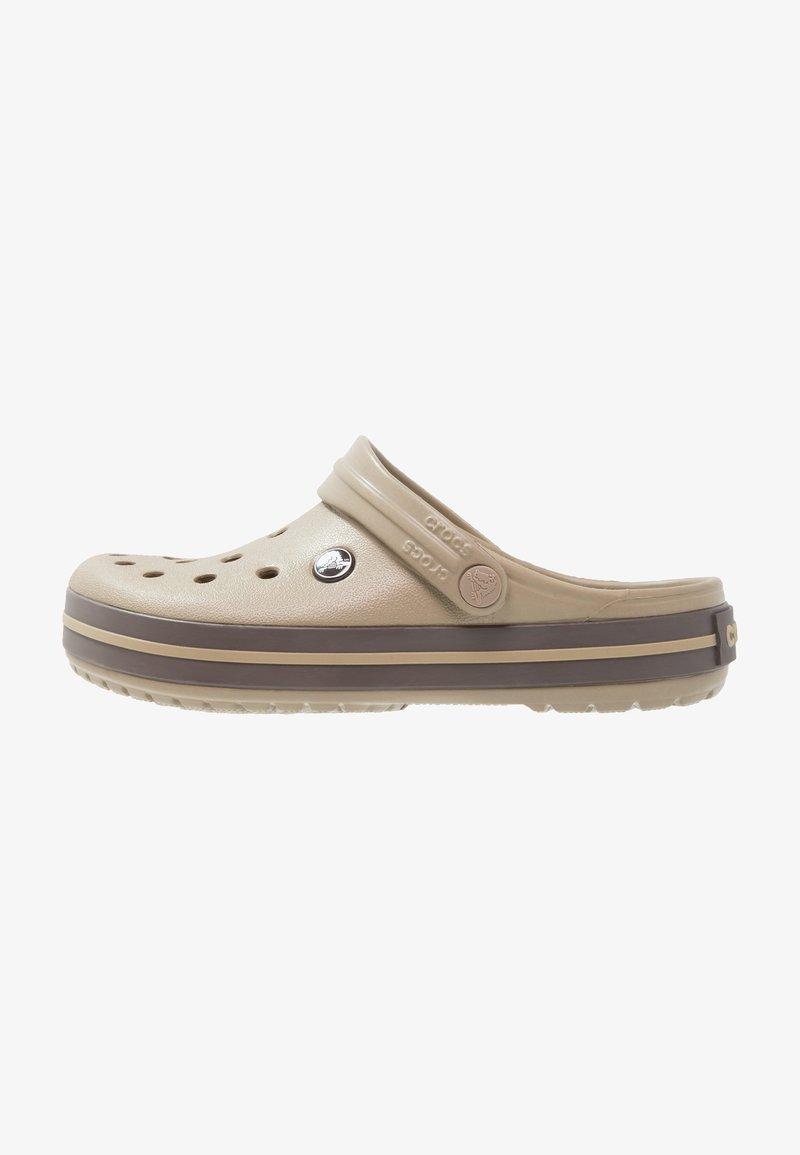 Crocs - CROCBAND - Dřeváky - khaki