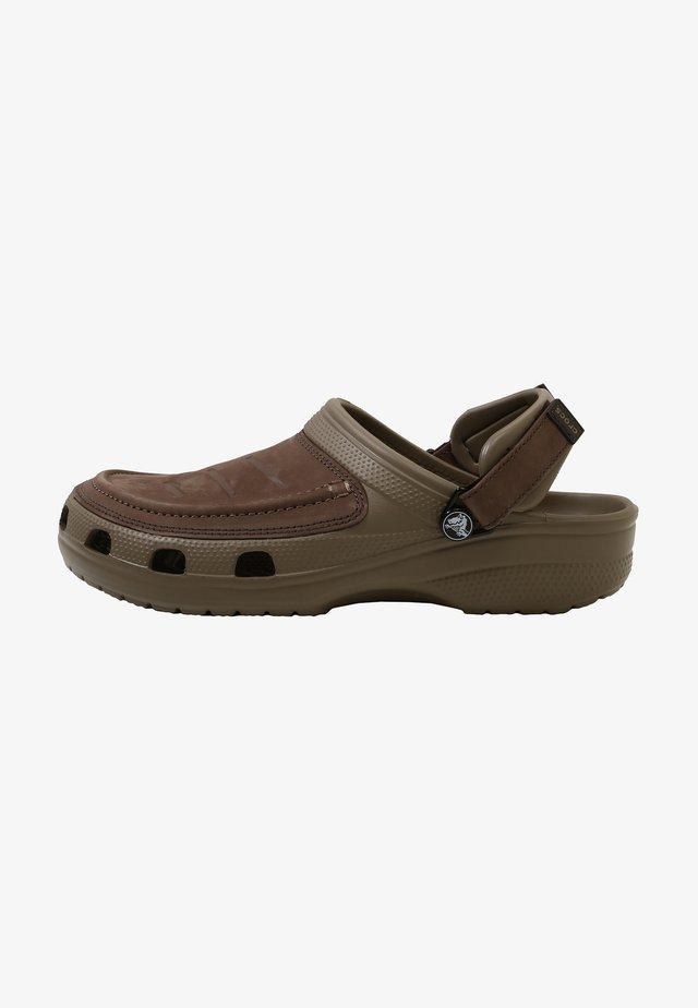 YUKON VISTA - Sandales de bain - khaki