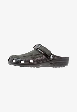 YUKON VISTA - Chanclas de baño - black