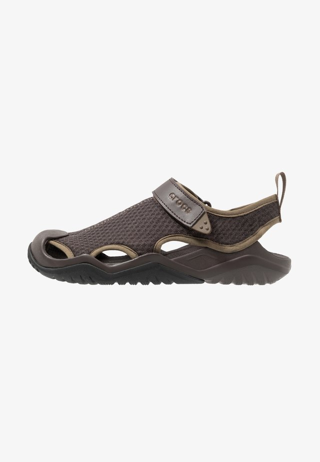 SWIFTWATER DECK - Clogs - espresso