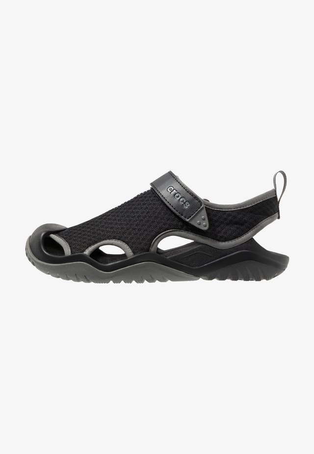 SWIFTWATER DECK - Clogs - black