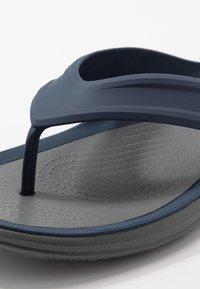 Crocs - Japonki - navy/slate grey - 5