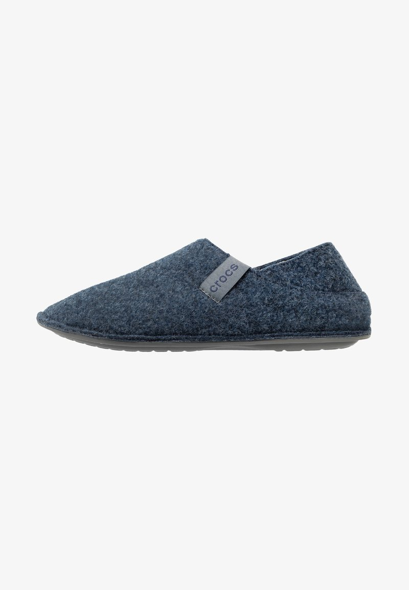 Crocs - CLASSIC CONVERTIBLE - Tohvelit - navy/charcoal