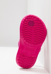 Crocs - CROCBAND STRAP FLIP RELAXED FIT - Pool shoes - candy pink - 5