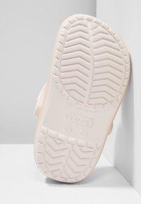 Crocs - CROCBAND ICE POP CLOG - Badesandaler - barely pink - 5