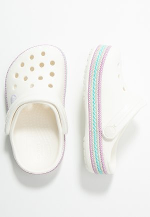 CROCBAND SPORT RELAXED FIT - Badesandaler - oyster