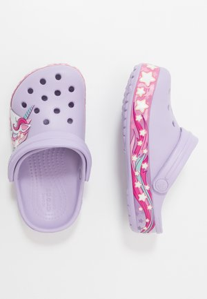 FUNLAB UNICORN BAND - Chanclas de baño - lavender