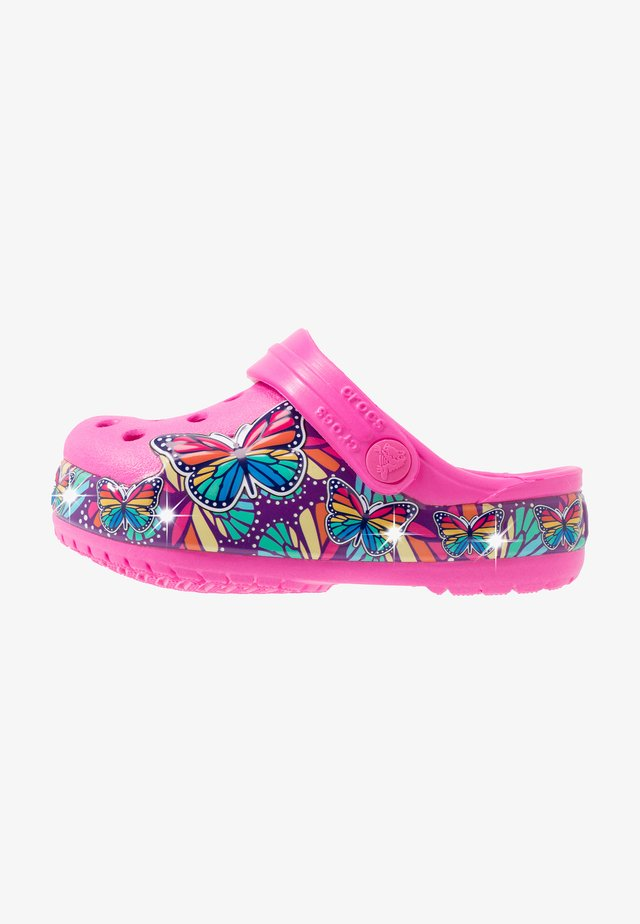 Chanclas de baño - electric pink