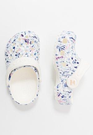 CLASSIC LIBERTY GRAPHIC - Chanclas de baño - white