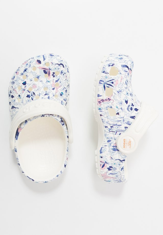 CLASSIC LIBERTY GRAPHIC - Chanclas de baño - white
