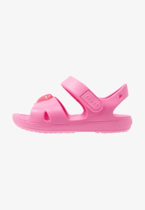 CLASSIC CROSS STRAP - Badslippers - pink lemonade