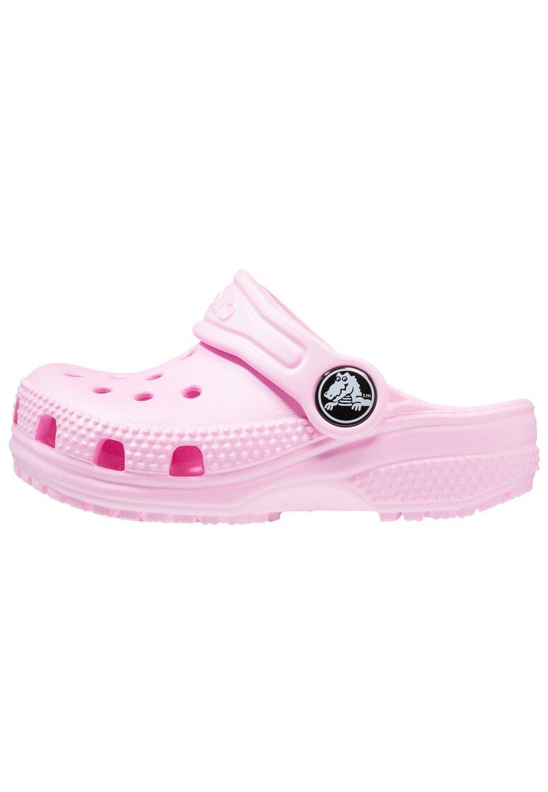 Crocs - CLASSIC - Sandały kąpielowe - carnation