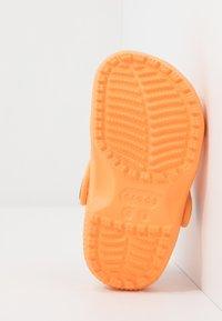 Crocs - CLASSIC - Zuecos - cantaloupe - 5