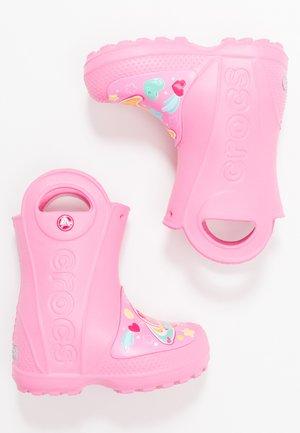 GALACTIC HEARTS - Stivali di gomma - pink lemonade