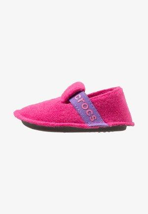 CLASSIC - Domácí obuv - candy pink