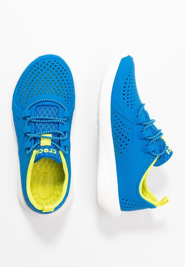LITERIDE PACER - Zapatillas - bright cobalt/citrus
