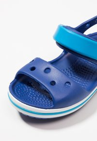 Crocs - CROCBAND KIDS - Pool slides - cerulean blue/ocean - 2