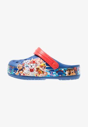 PAW PATROL BAND RELAXED FIT - Sandály do bazénu - blue jean