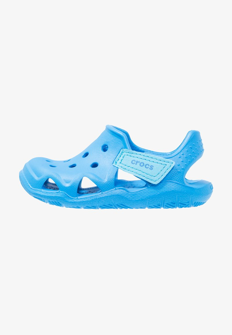 Crocs - SWIFTWATER WAVE RELAXED FIT - Pool slides - ocean