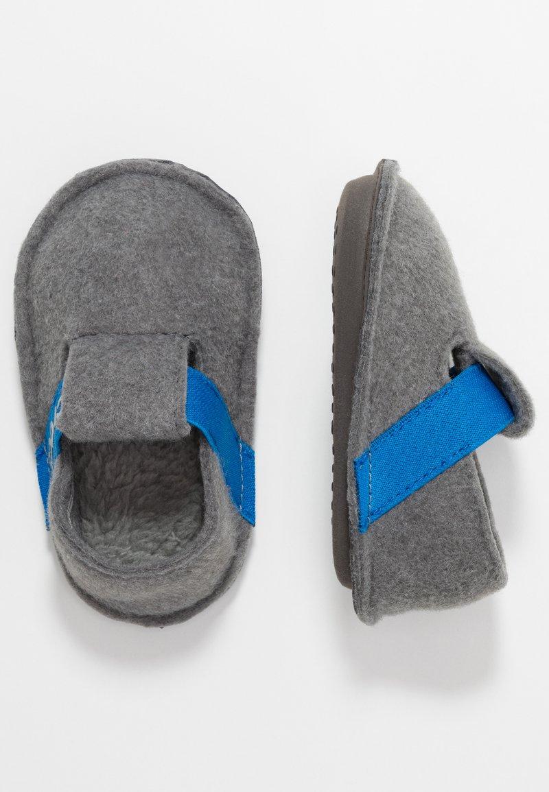 Crocs - CLASSIC - Tohvelit - charcoal