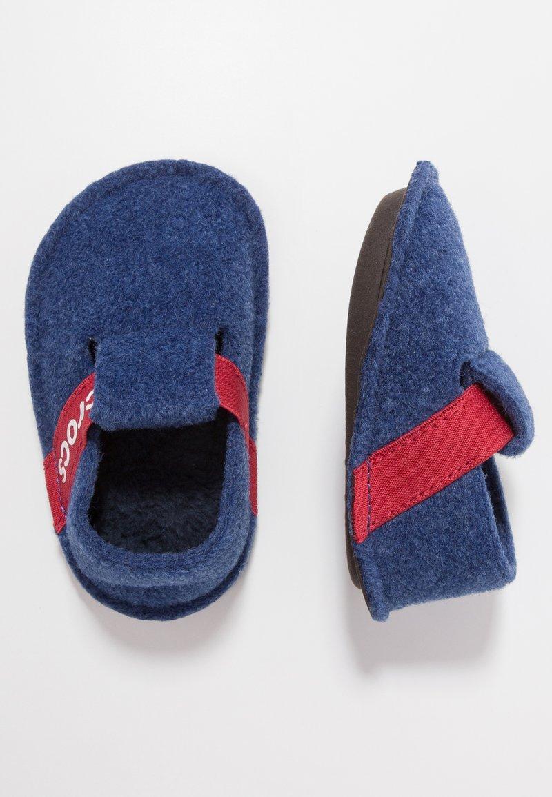 Crocs - CLASSIC - Slippers - cerulean blue