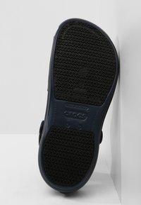 Crocs - BISTRO - Clogs - navy - 4