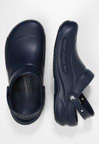 Crocs - BISTRO - Clogs - navy - 1