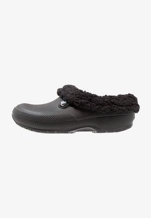 CLASSIC BLITZEN III - Pantofole - black