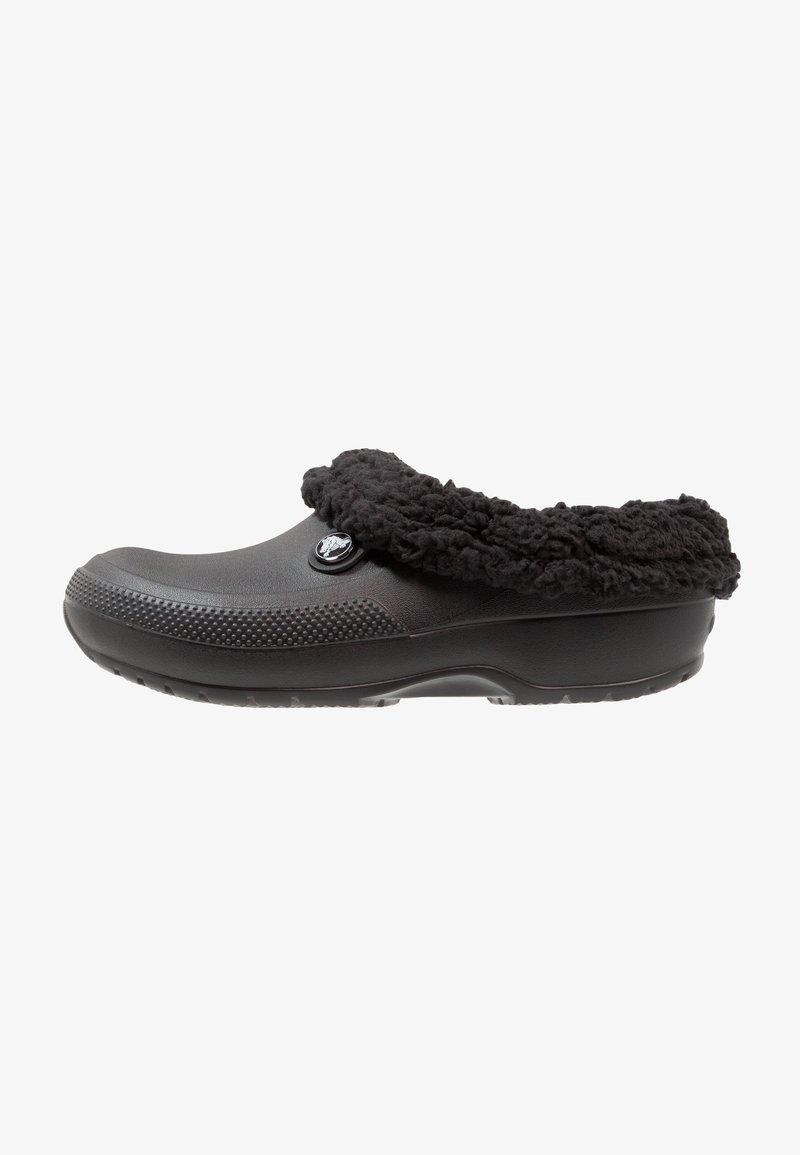 Crocs - CLASSIC BLITZEN III - Domácí obuv - black