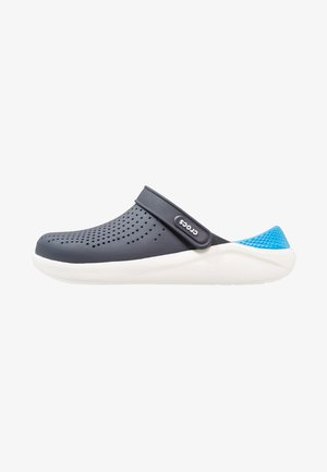 LITERIDE RELAXED FIT - Clogs - navy/white