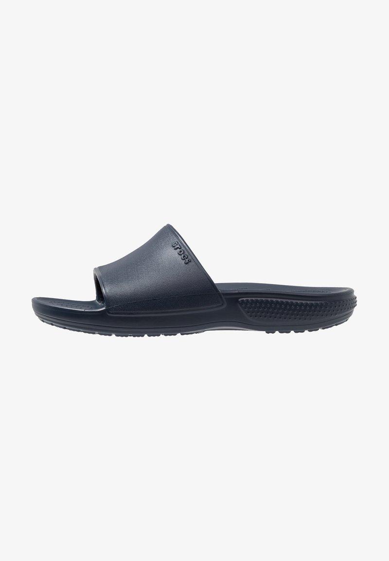 Crocs - CLASSIC II SLIDE  - Mules - navy