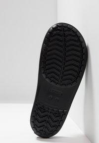 Crocs - Badsandaler - black/graphite - 4