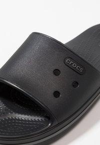 Crocs - Badsandaler - black/graphite - 5