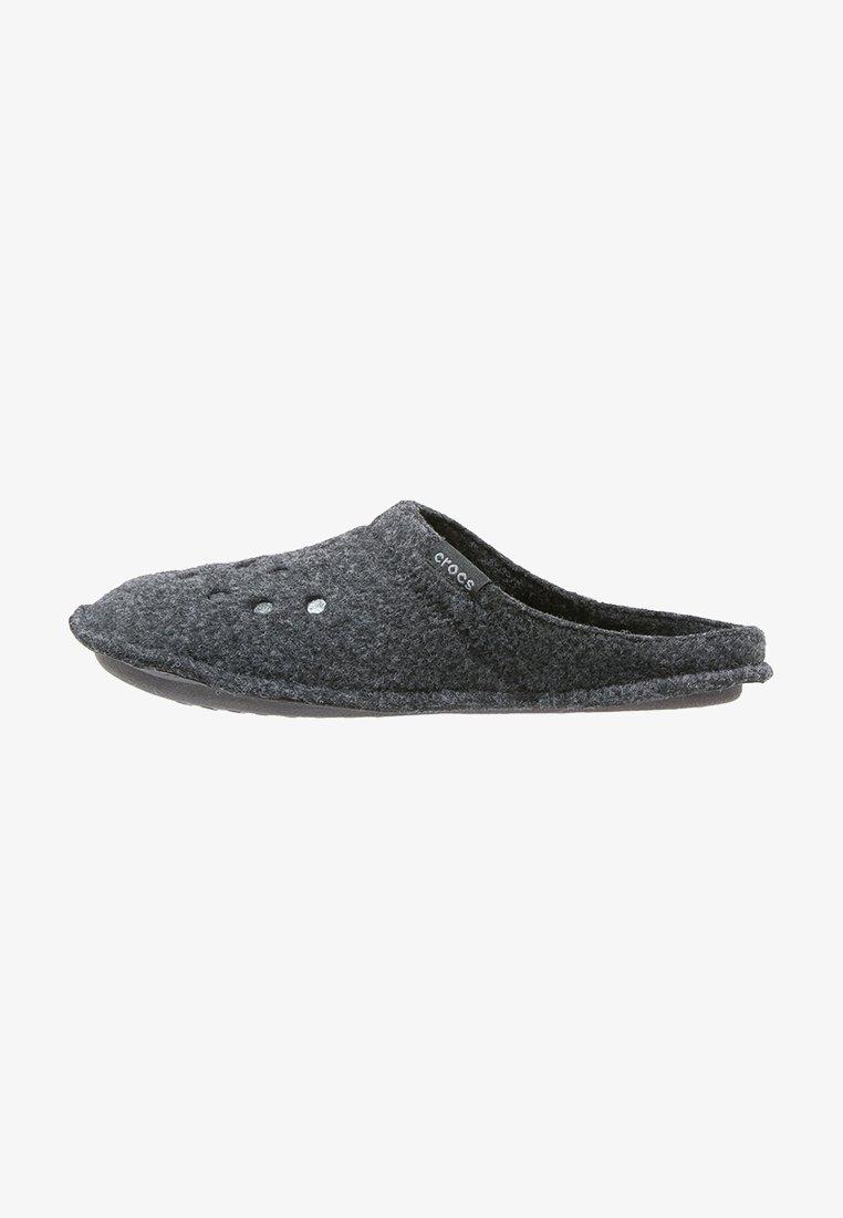 Crocs - CLASSIC - Chaussons - black