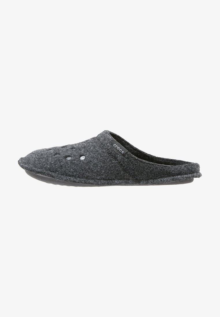 Crocs - CLASSIC - Slippers - black