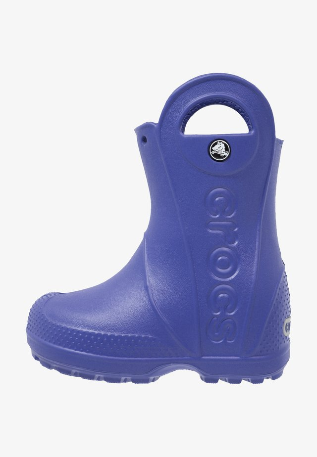 HANDLE IT RAIN BOOT KIDS - Gummistiefel - cerulean blue