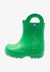 Crocs - HANDLE IT RAIN BOOT KIDS - Wellies - grass green - 0