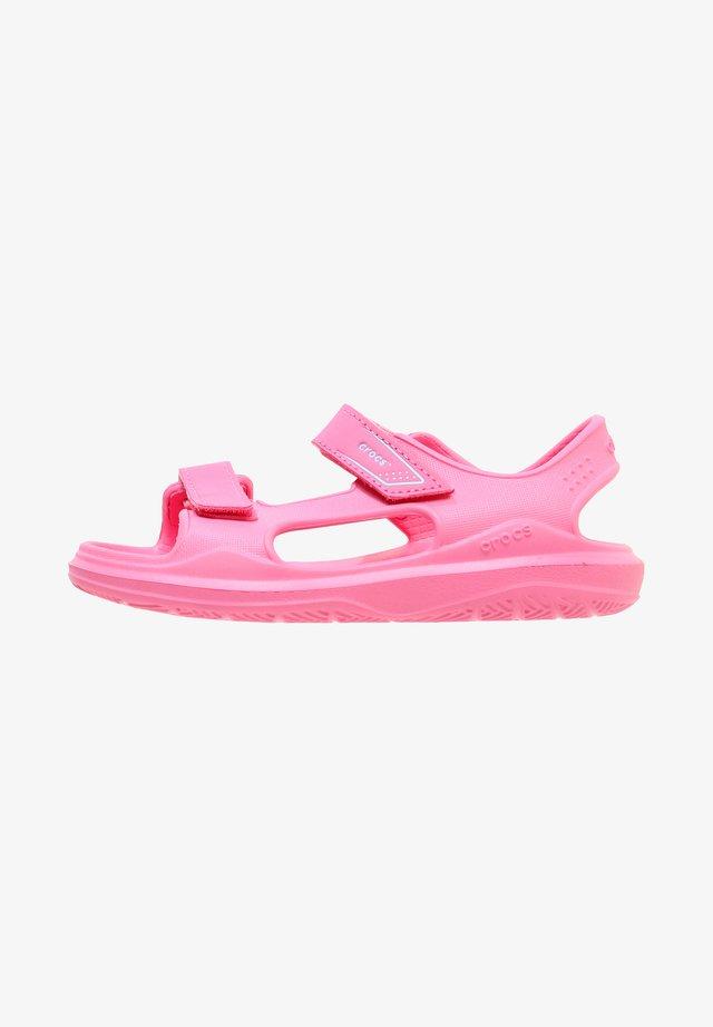 SWIFTWATER - Badesandaler - pink lemonade