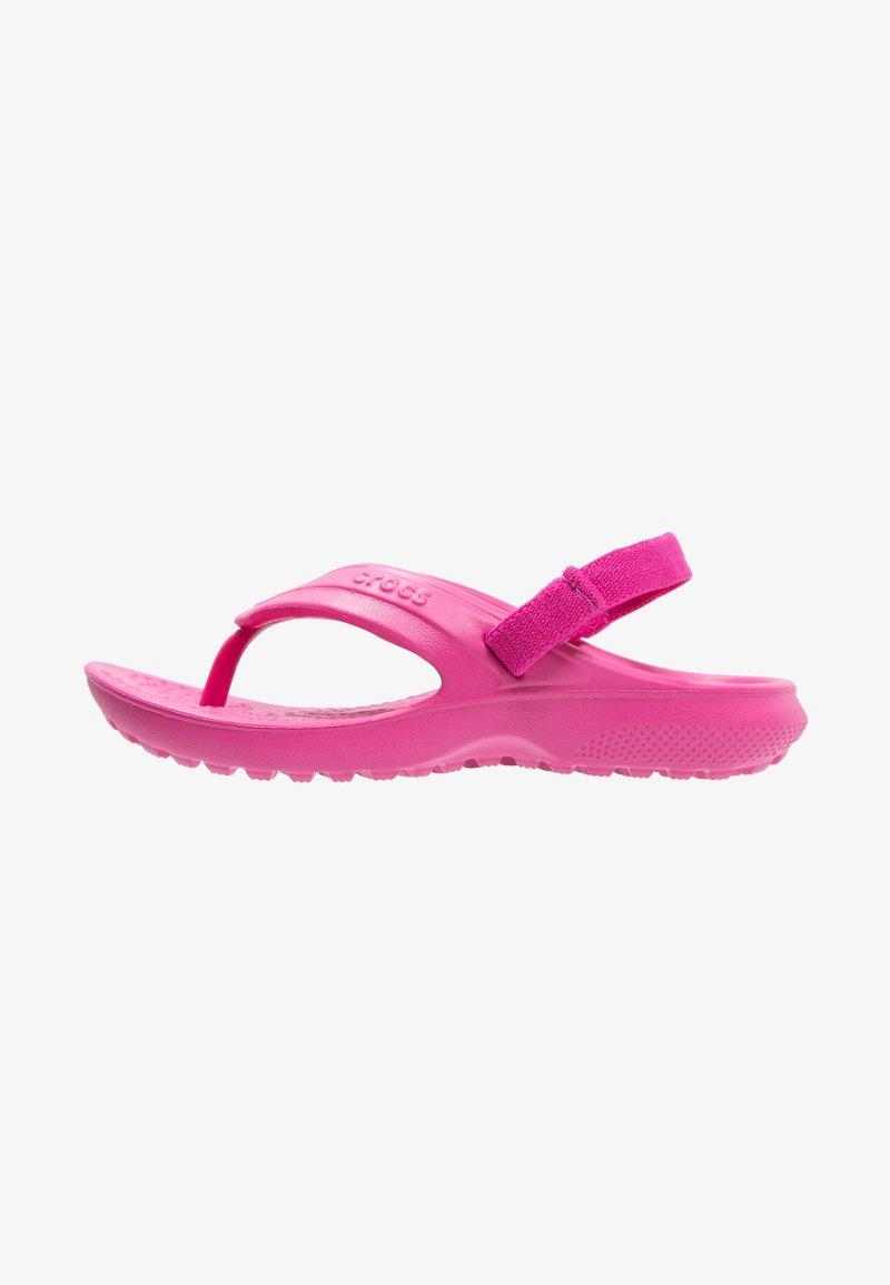 Crocs - CLASSIC - Pool shoes - candy pink