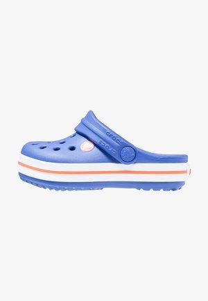 CROCBAND - Pool slides - cerulean blue