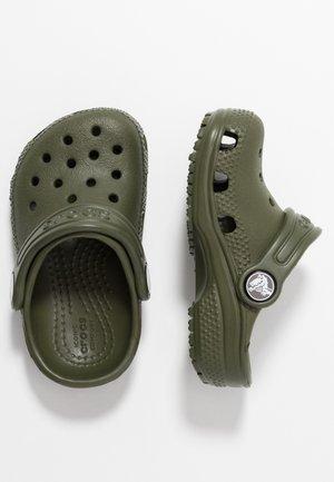 CLASSIC  - Sandały kąpielowe - army green